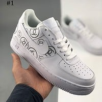 Nike Air Force 1 Mid 07 PRM low-top casual fashion trend shoes