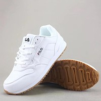 Trendsetter Fila Fht Court Running Women Men Fashion Casual Sneakers Sport Shoes