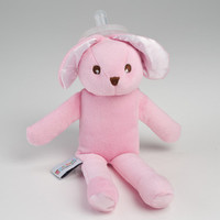 Pacimals help soothe your baby and keep the pacifier safe and easy to find all at the same time.