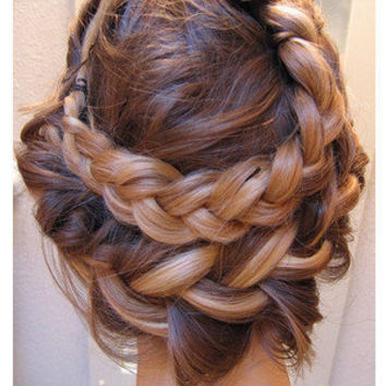 hair-do's. - Polyvore on we heart it / visual bookmark #14009651