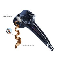 LCD Screen Automatic Hair Curler Fast Heating Ceramic Wave Hair Curl Roller Curling Wand Magic Curling Iron Hair Styling Tools