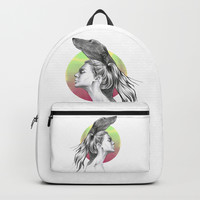 The Hound Backpack by edrawings38