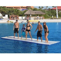 The Walk On Water Inflatable - Hammacher Schlemmer