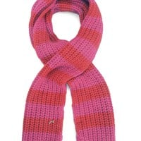 Chunky Stripe Scarf by Juicy Couture