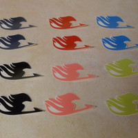 Fairy Tail Temp Tattoo Bundle