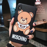 Moschino Case for iPhone