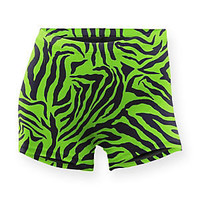 PRINT COMPRESSION SHORTS