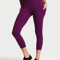 Knockout by Victoria Sport High-rise Pocket Capri - Victoria Sport - Victoria's Secret