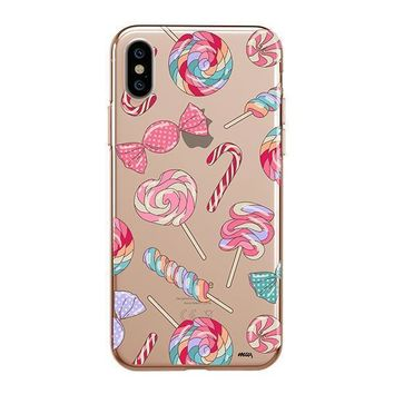 Sweet Tooth - iPhone Clear Case