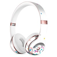 Multicolor Micro Dots on the Rise Full-Body Skin Kit for the Beats by Dre Solo 3 Wireless Headphones
