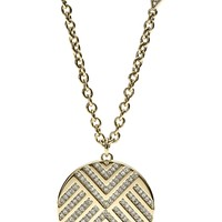 Fossil | Chevron Glitz Necklace | Nordstrom Rack