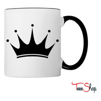 Crown (HQ) Coffee & Tea Mug