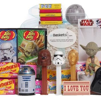 The I Love You More Than Star Wars unBasket