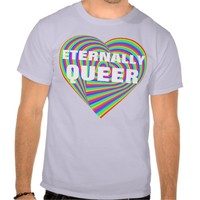 eternally queer tee shirt