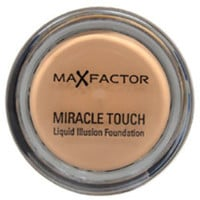Women Max Factor Miracle Touch Liquid Illusion Foundation - # 45 Warm Almond Foundation 11.5 g