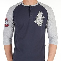 Wright & Ditson Chicago Cubs Henley