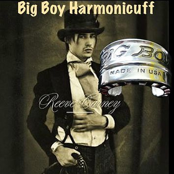 Big Boy Harmonicuff