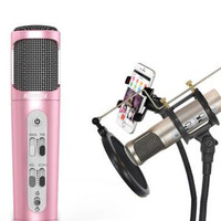 APPLE AND ANDROID MICROPHONE