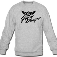 Gipsy Danger Crew Neck Sweatshirt