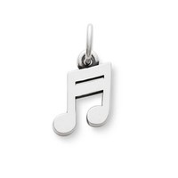 Two Note Charm | James Avery