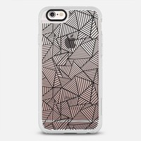 Ab 2 Repeat Transparent 2 iPhone 6s case by Project M | Casetify