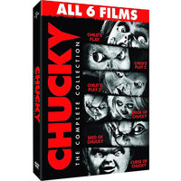 Walmart: Chucky: The Complete Collection (Limited Edition) (Anamorphic Widescreen)