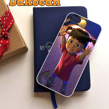 Boo Monster Inc iphone case iphone 5s case galaxy s3 case galaxy s4 case galaxy s5 case