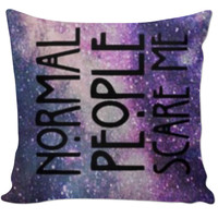 American Horror Story Pillow