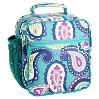 Gear-Up Pool Paisley Classic Lunch With Mesh Side Pocket