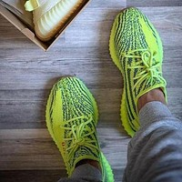 Adidas Yeezy Boost 350 V2 Fashion Casual Sneakers Sport Shoes