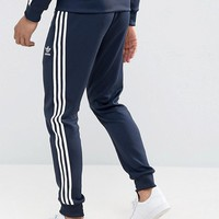 adidas Originals Superstar Cuffed Track Pants AJ6961 at asos.com