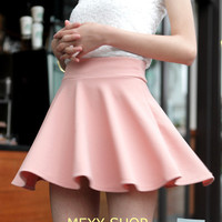 Spring Pallette Swing Skirt - Mexy  - New fashion clothing & accessories for smaller size women like you - Mexy Shop