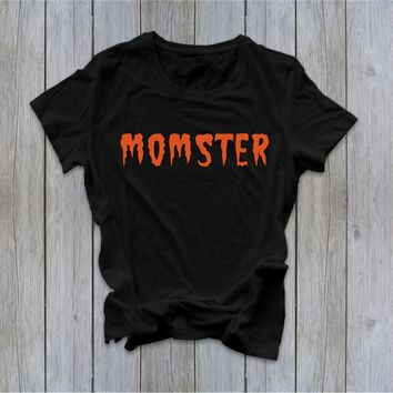 Momster - Halloween Tee - Fall Tee - Ruffles with Love - RWL - Unisex Tee - Graphic Tee
