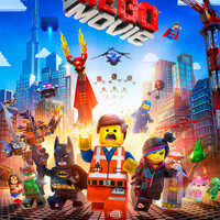 The Lego Movie Poster 11x17