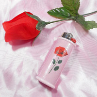 Red Rose Flower Bic Lighter Case