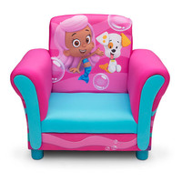 Delta -  Upholstered Chair - Bubble Guppies