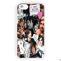 Jack Barakat All Time Low Rock Band For iPhone 5 / 5S / 5C Case
