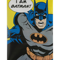 DC Comics I Am Batman Poster