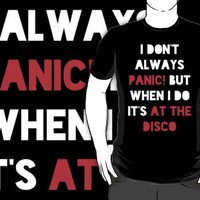 Panic! At the Disco by firestonegal