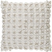 Structure Throw Pillow Neutral