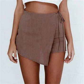 Wrapped Shorts