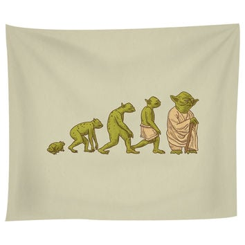 Yodalution Tapestry
