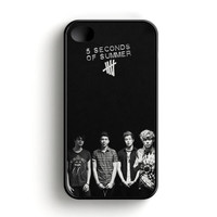 5 Second Of Summer Photo Picture Crew iPhone 4 4S Case