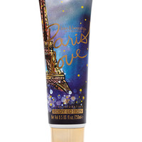 FOREVER 21 Paris Love Body Lotion Blue/Purple One