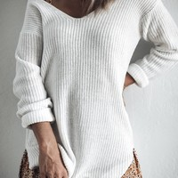 Chill In the Air Sweater
