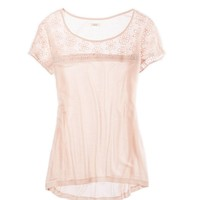 Aerie Embroidered Tee | Aerie for American Eagle