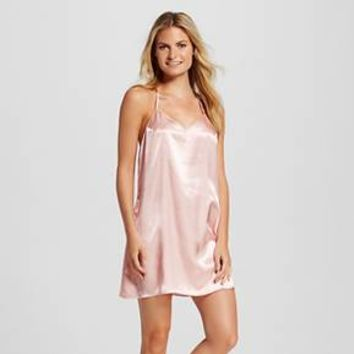 Women's Pajama Satin Chemise - Gilligan & O'Malley™