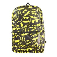 Anime Backpack School New Designs Batman Bakcpack for Students Teenager Men Women Casual Leather School Bag with Computer Interlayer mochila Backpacks AT_60_4
