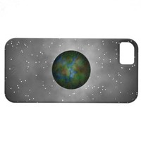 Interplanetary Connection. Galaxy Space Explorer iPhone 5 Covers from Zazzle.com