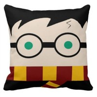 Handmade Harry Potter Pillow - Whimsical & Unique Gift Ideas for the Coolest Gift Givers